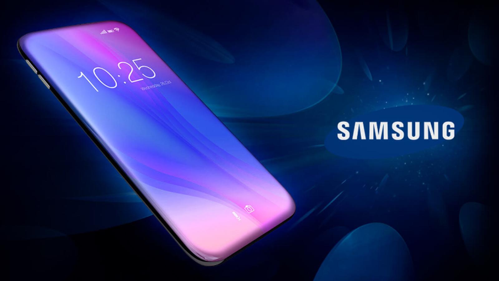Pour mettre fin à l'encoche, voici la solution de Samsung