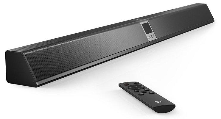 [Test] TaoTronics : une barre de son qui optimise le son de votre TV