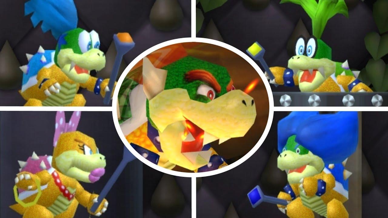 Super Mario Bros 64 : une fusion impressionnante des Super Mario Bros et 64