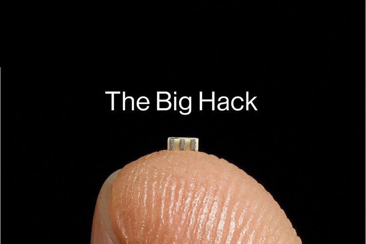 The Big Hack : des puces malveillantes pour espionner les serveurs