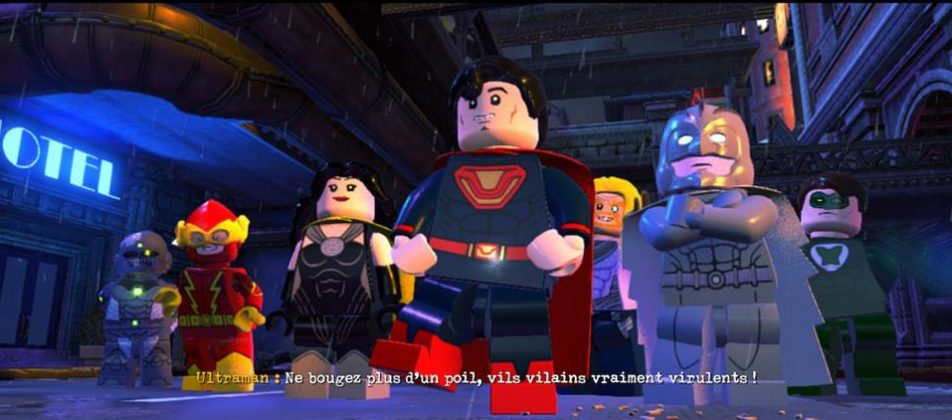 LEGO DC Super-Villains : les héros ont bien changé !