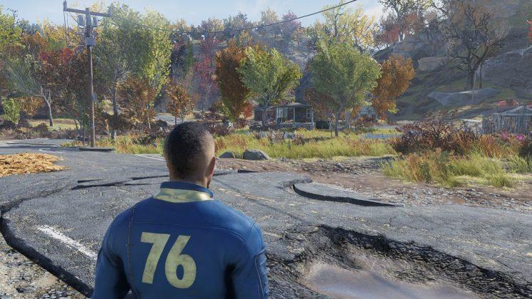Fallout 76 test 3 747x420 - [ Prise en main ] Bêta de Fallout 76 : que vaut le titre multi de Bethesda ?
