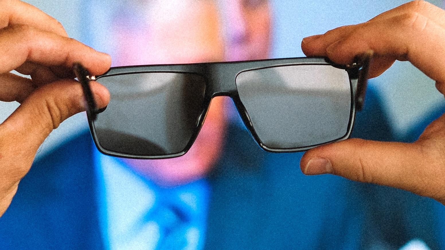 IRL Glasses : des lunettes pour contrer les images de tous les écrans