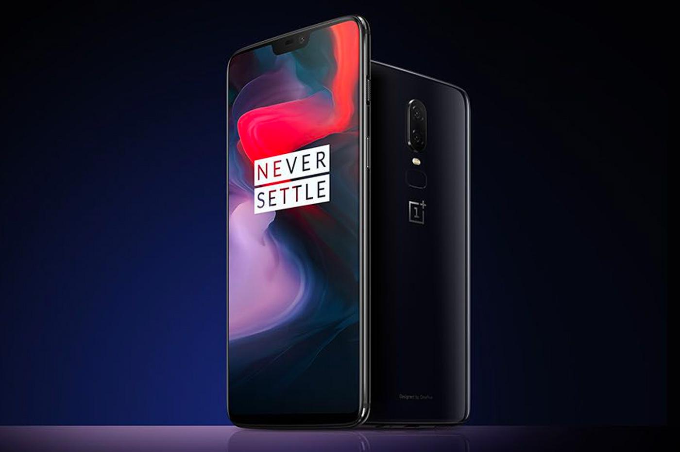 Cyber Monday 2018 : OnePlus 6 à 346 euros sur GearBest