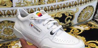 Sneakers Apple Versace