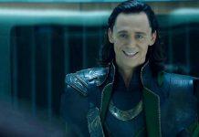 Tom Hiddleston dans le rôle de Loki