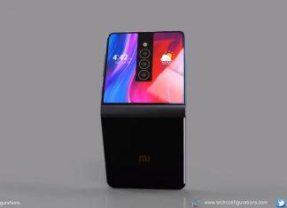 Xiaomi Mi Mix Flex, le concept de TechConfigurations