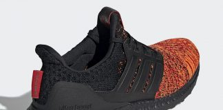 L'une des deux paires Adidas Game of Thrones