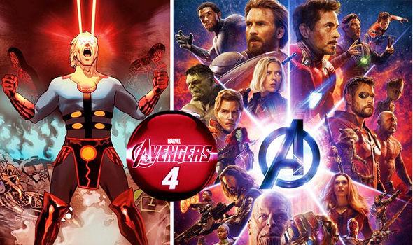 Avengers 4 : deux Éternels pourraient être introduits dans le film