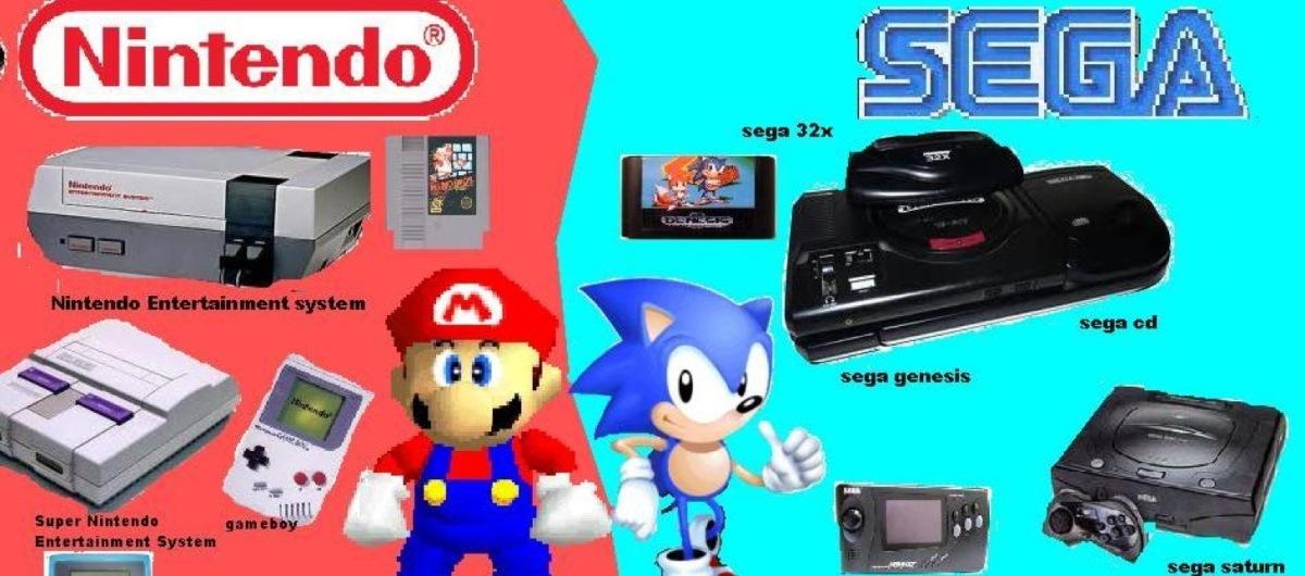 Console War : une série télévisée sur la guerre entre Nintendo et Sega des années 1990