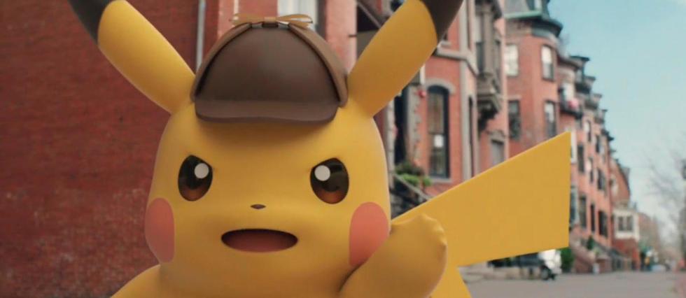 Détective Pikachu : quand les Pokémon arrivent au cinéma