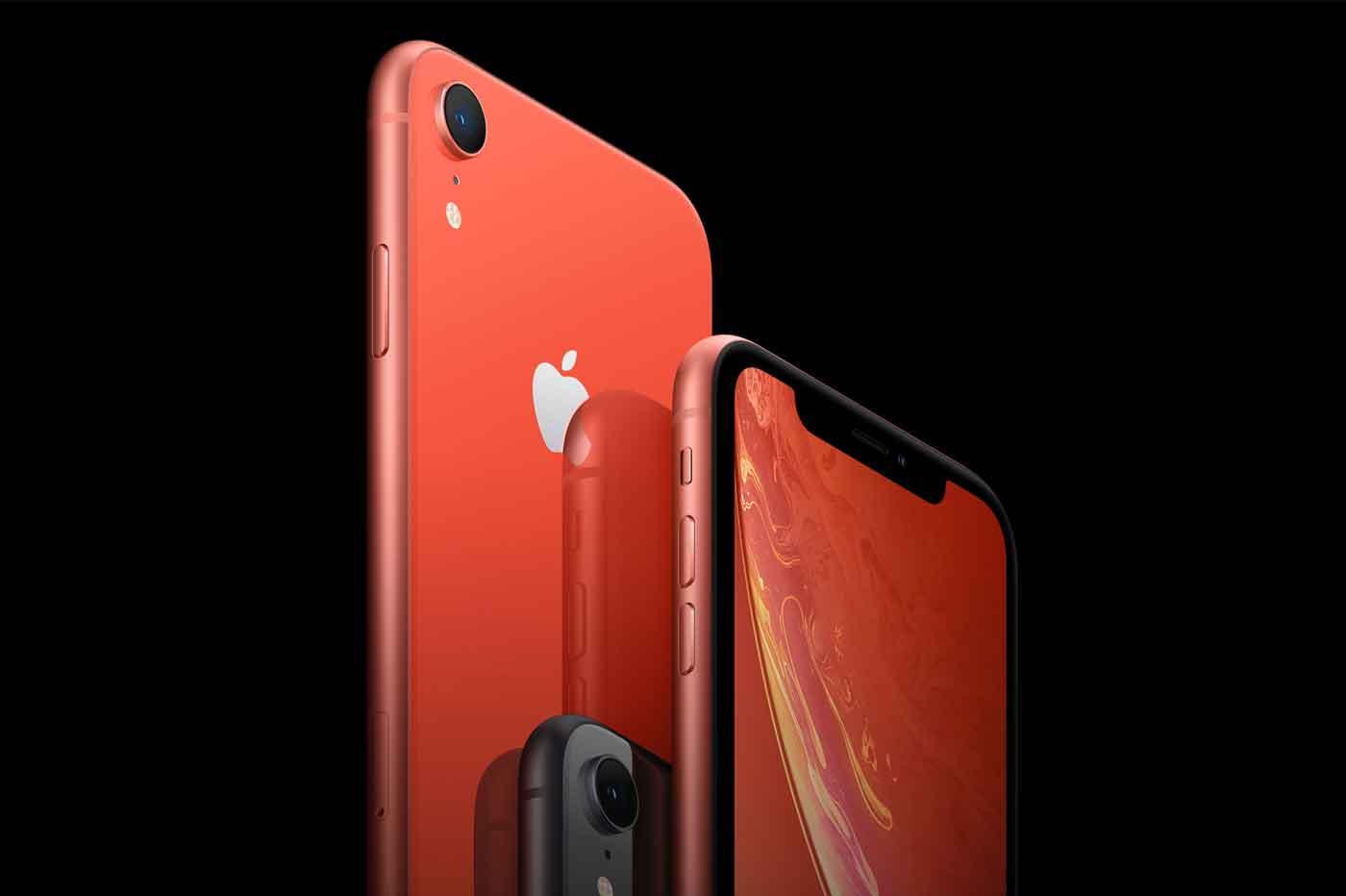 iPhone XR : le nombre d'exemplaires écoulés sera en dessous des prévisions