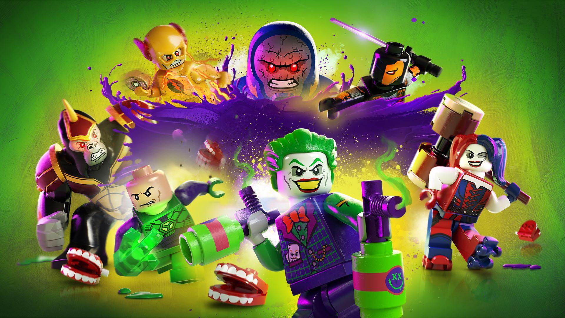 [ TEST ] LEGO DC Super-Villains : quand les méchants deviennent gentils