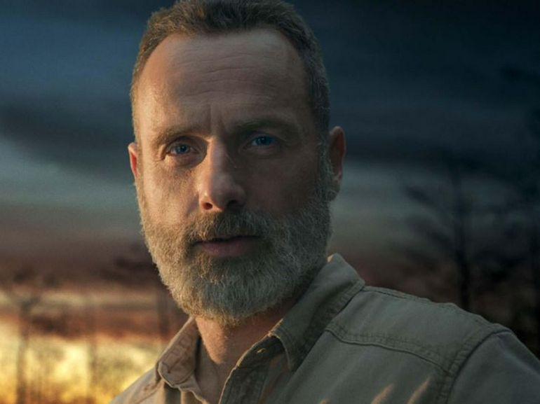 Rick Grimes (Andrew Lincoln) sera de retour pour les films « The Walking Dead »