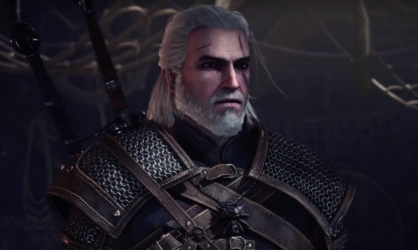 Geralt de Riv entre en scène dans une collaboration entre The Witcher et Monster Hunter : World