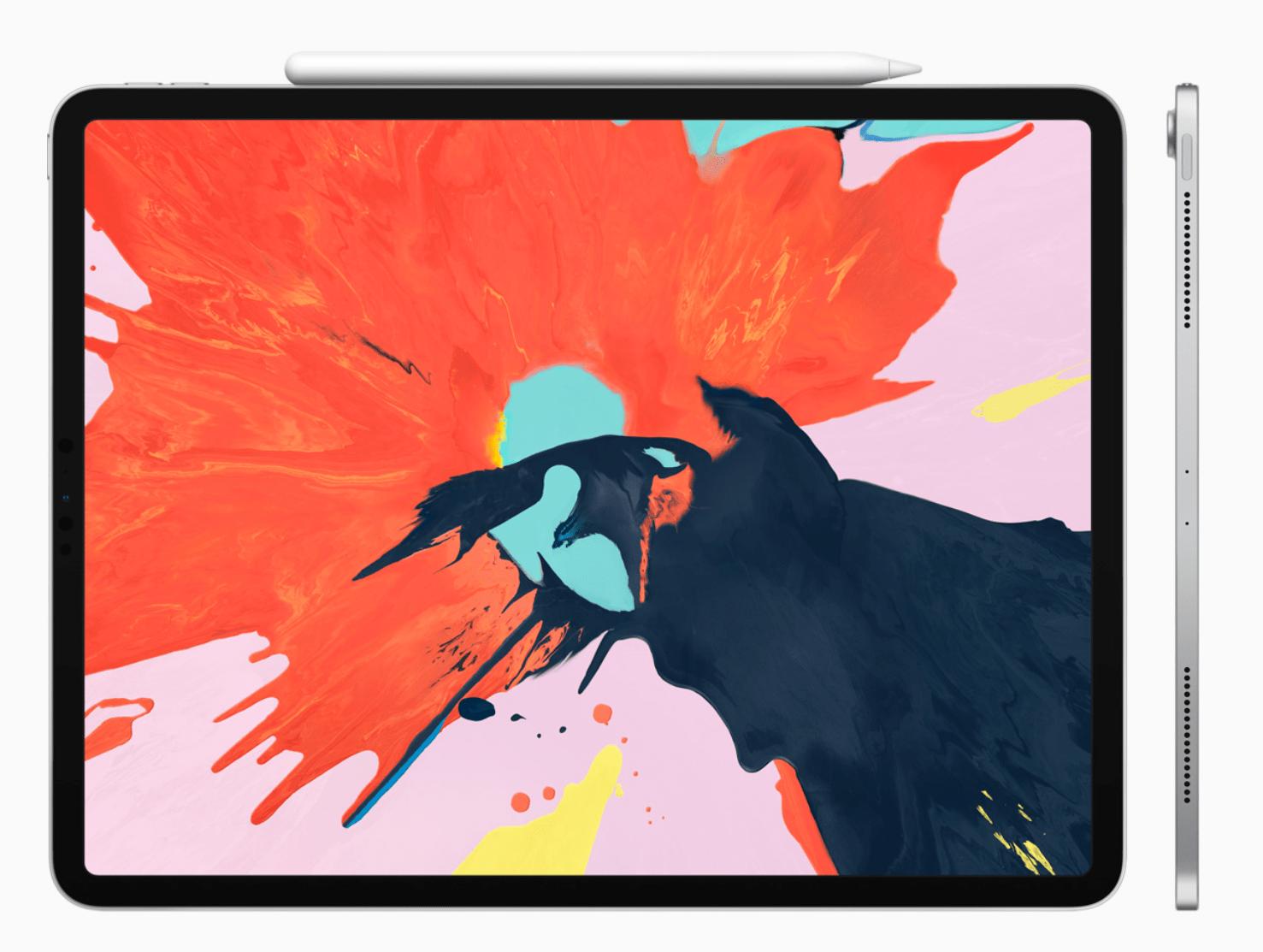 Vous avez reçu un iPad Pro 2018 pliable ? Pas de bendgate pour Apple, tout est normal