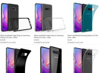 Le Samsung Galaxy S10 sur MobileFun