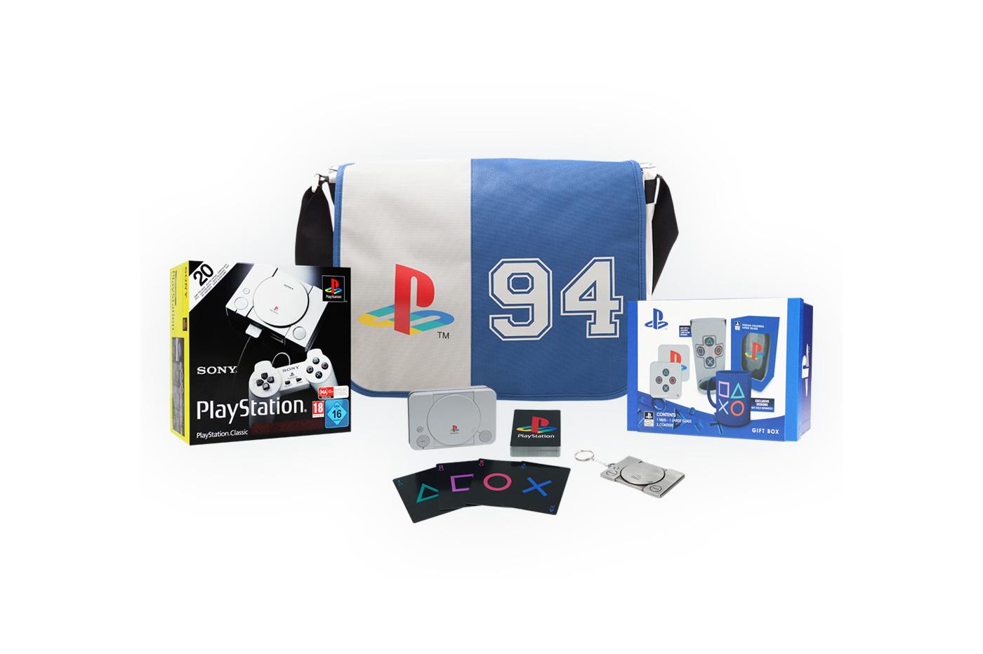 La PlayStation Classic est désormais proposée en une édition collector