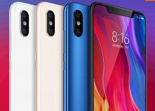 Bon plan : Xiaomi Mi 8 à partir de 307 euros sur GearBest