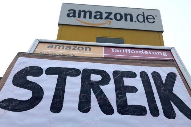 Amazon Allemagne : les grèves du personnel pourraient retarder les livraisons de Noël