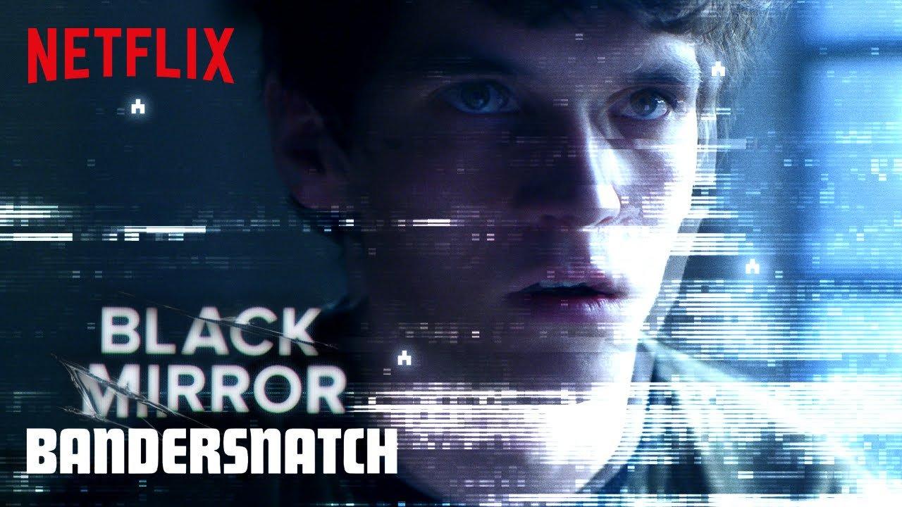 Netflix : avez-vous vu l'épisode Bandersnatch de Black Mirror ?