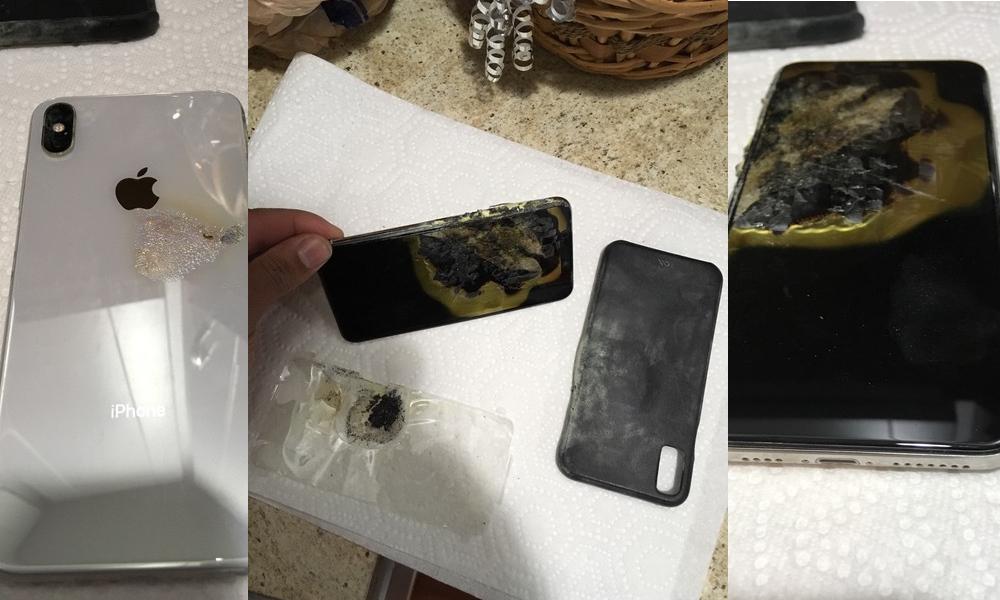iPhone XS Max : une explosion et une possible plainte