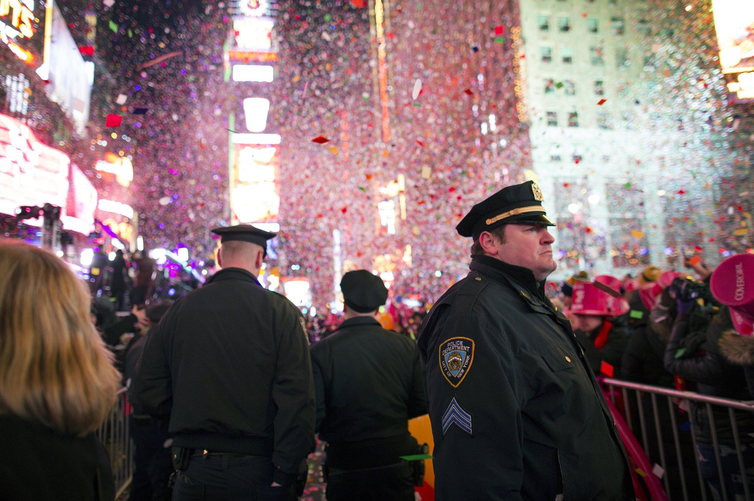 Nouvel An : une surveillance policière avec des drones