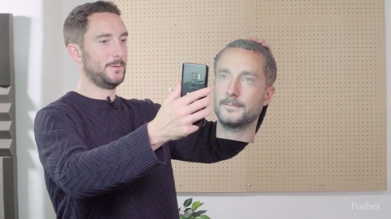 iPhone X : une tête imprimée en 3D ne parvient pas à berner Face ID
