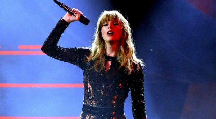 Taylor Swift scanne son public avec la reconnaissance faciale