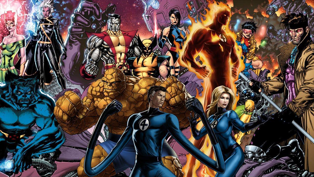 Marvel : les films X-Men et Quatre Fantastique bientôt disponibles dans le MCU