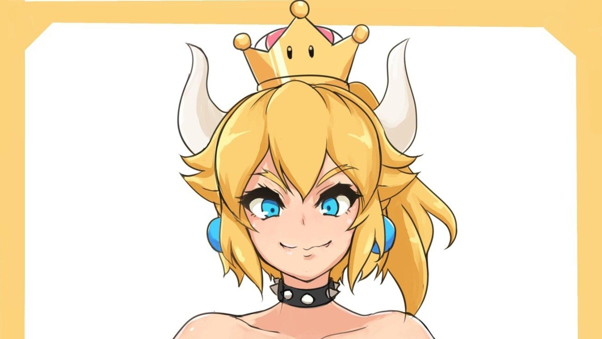 Super Mario Bros U. Deluxe : le personnage de Bowsette n'est pas reconnu par Nintendo