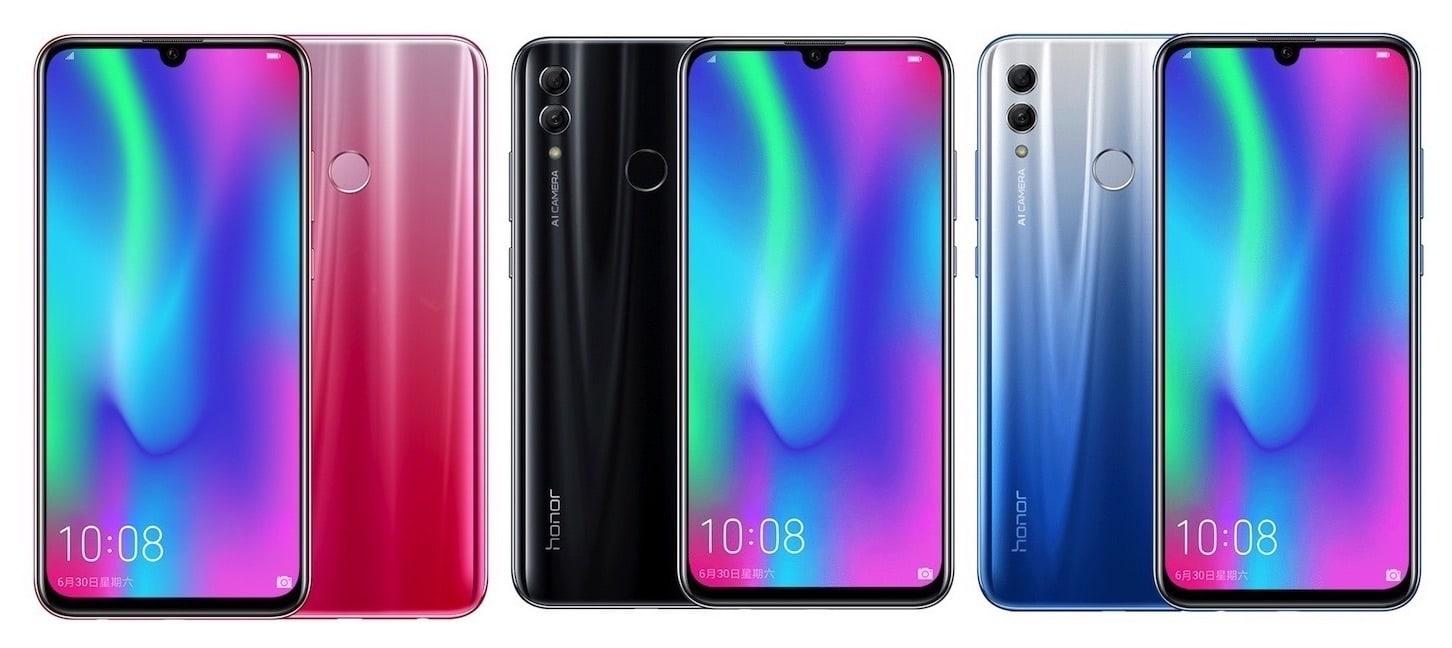 Connaissez-vous le Honor 10 Lite ? Découvrez ce sosie du Huawei P Smart 2019 !