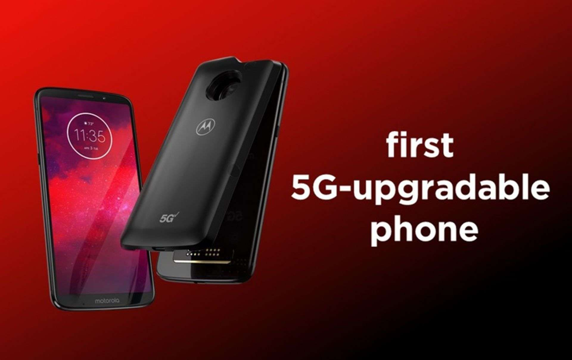CES 2019 : le premier smartphone compatible 5G est déjà sur le marché depuis plusieurs mois