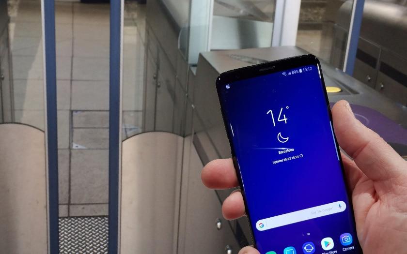 Le titre de transport dématérialisé sur mobiles déployé par Samsung