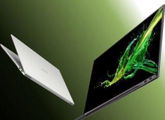 CES 2019 : Acer lève le voile sur son nouveau Swift 7