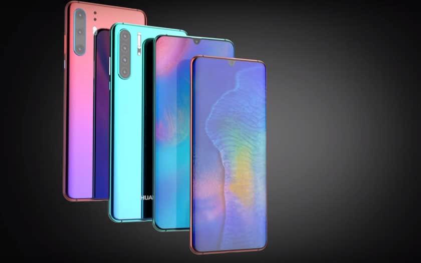 5 smartphones que nous attendons avec impatience en 2019