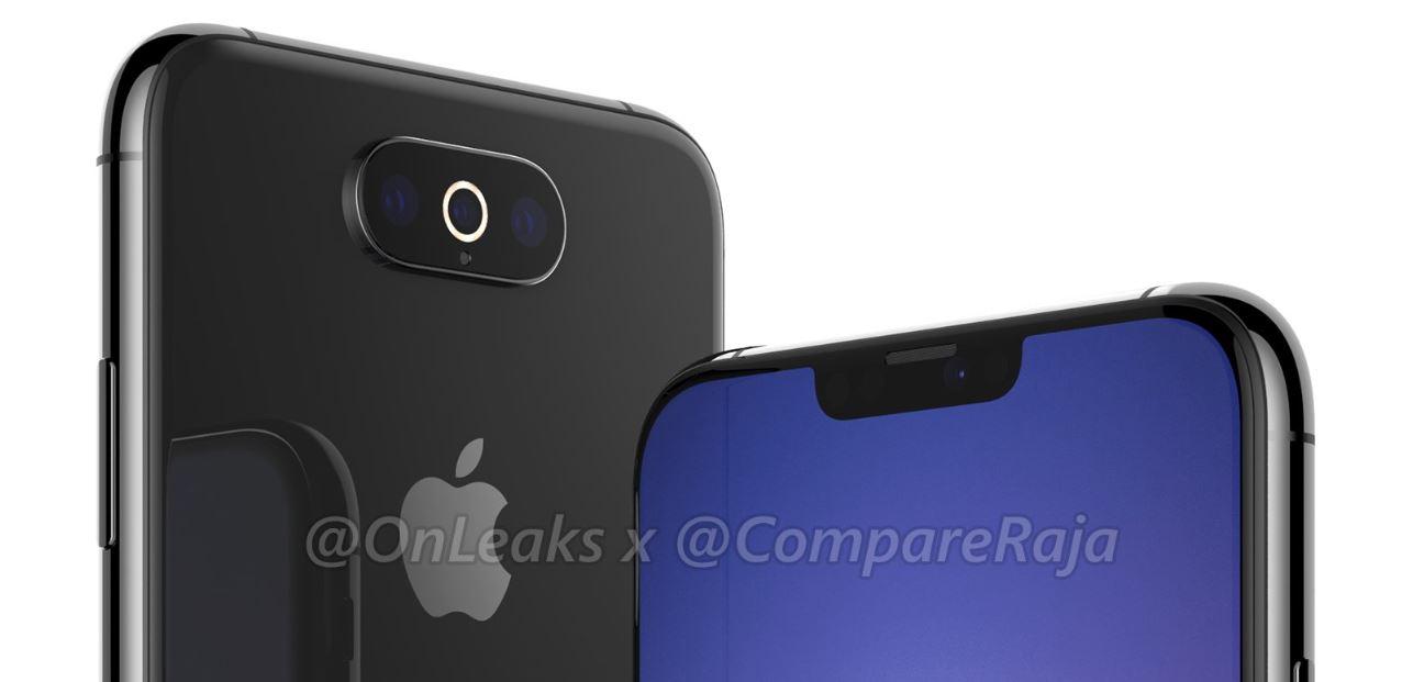 C'est ça l'iPhone XI ? Attention prototype en vue !