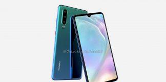 Huawei P30 et P30 Pro