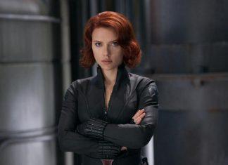 Scarlett Johansson incarnant Black Widow