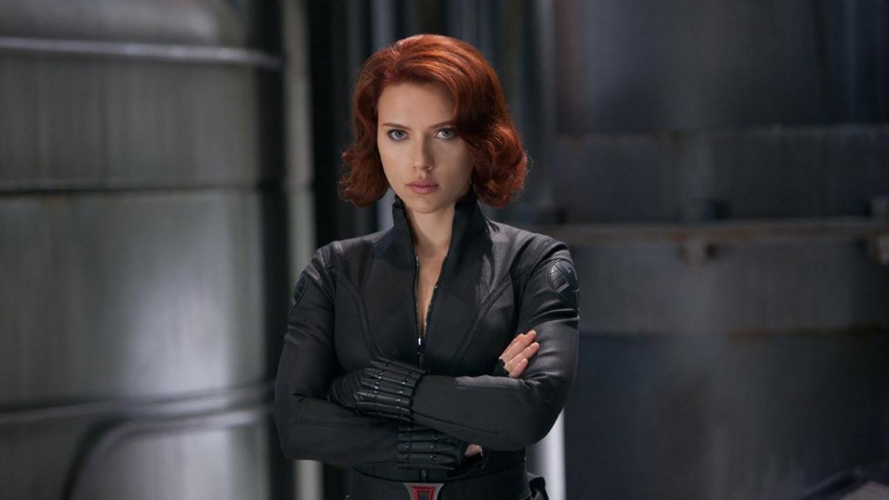 Black Widow  R-Rated,  MCU