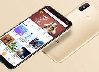 Le Xiaomi Mi A2 Lite