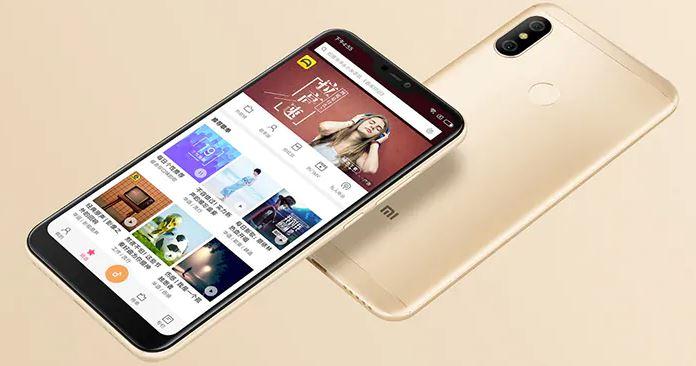 Soldes d'hiver 2019 : Xiaomi Mi A2 Lite à 168 euros sur GearBest