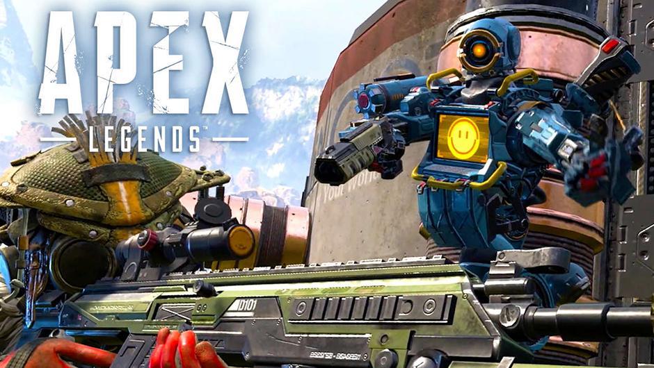 Apex Legends : deux millions de joueurs en seulement 24 heures