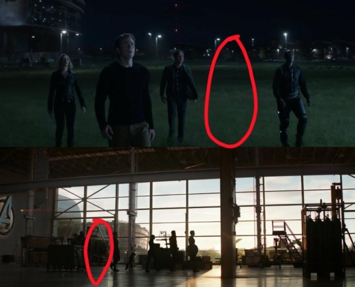 Avengers 4 Endgame : que cache ce petit espace vide aperçu dans le teaser ?