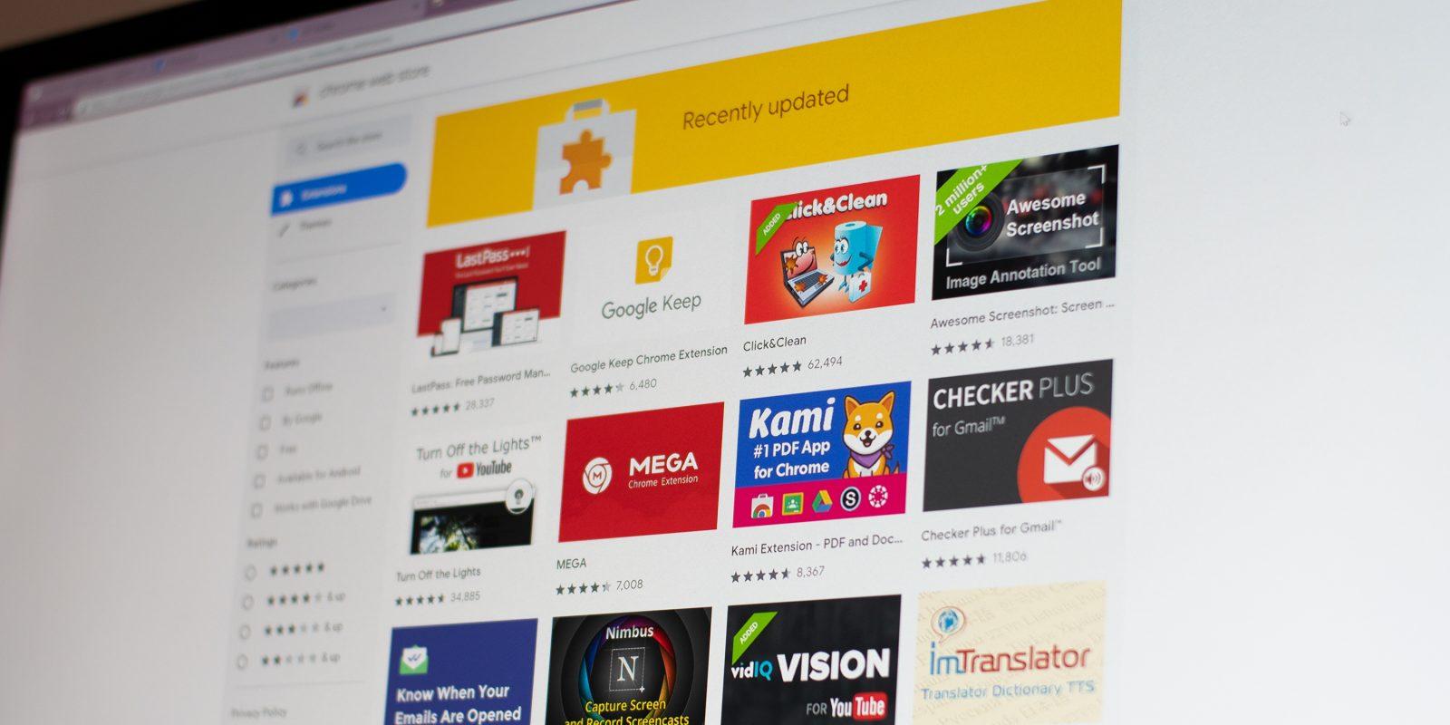 Google revient sur les modifications apportées à Chrome visant à pénaliser les adblockers