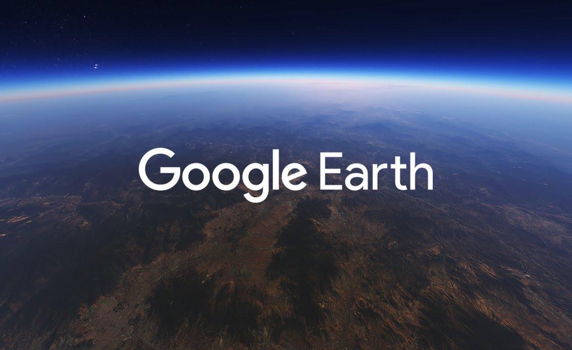 Google Earth montre des sites classés secret-défense