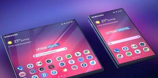 Des rendus du Samsung Galaxy F