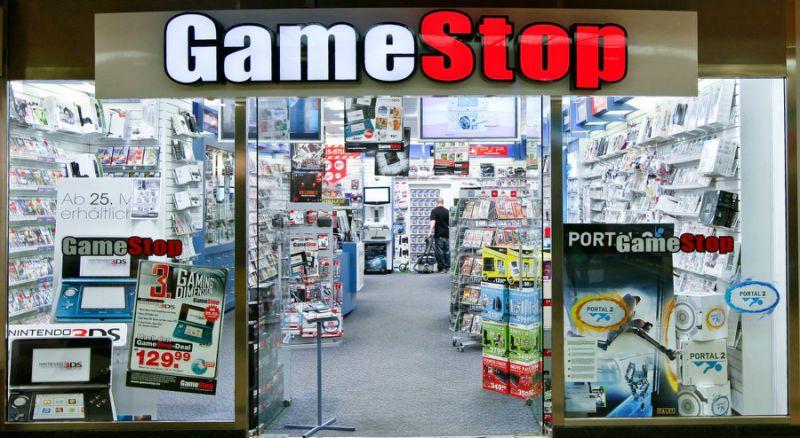 Jeux vidéo : bientôt la fin de GameStop ?