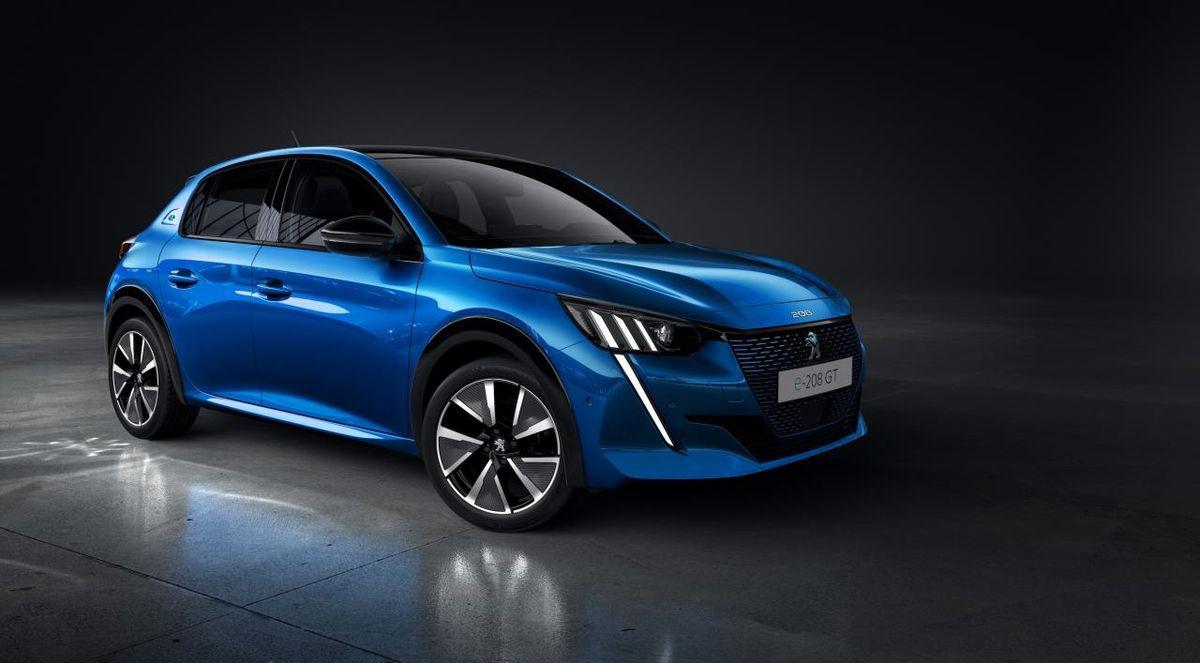 Peugeot e-208 électrique : Motion, et surtout e-Motion