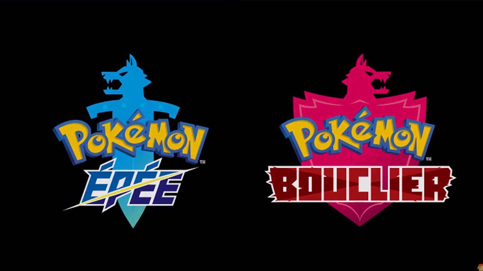Pokémon : la huitième génération se composera de Pokémon Épée et Pokémon Bouclier